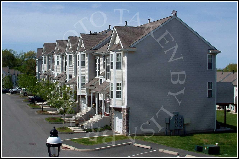 Townhome condominium living new existing communities for The danbury